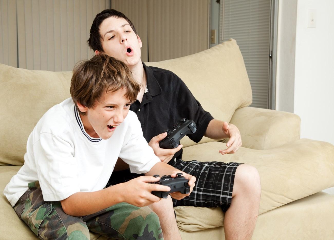 видеоигры - вред или польза