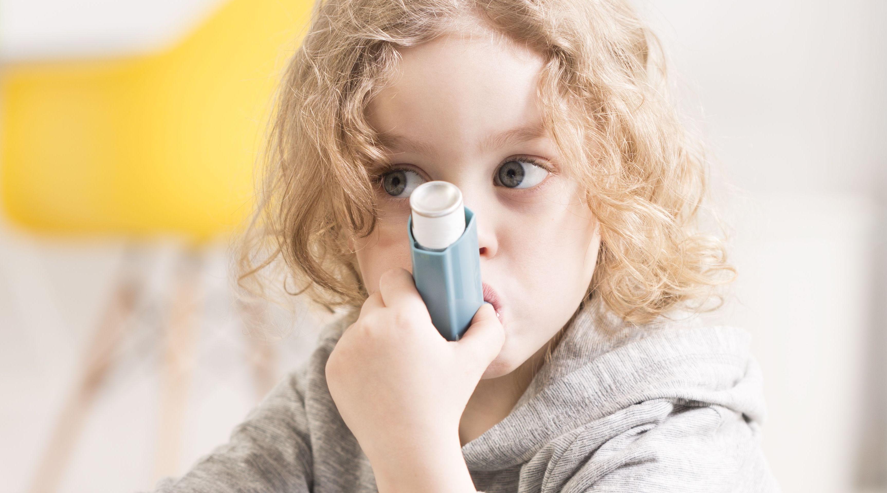 Созданы инновационные таблетки от астмы