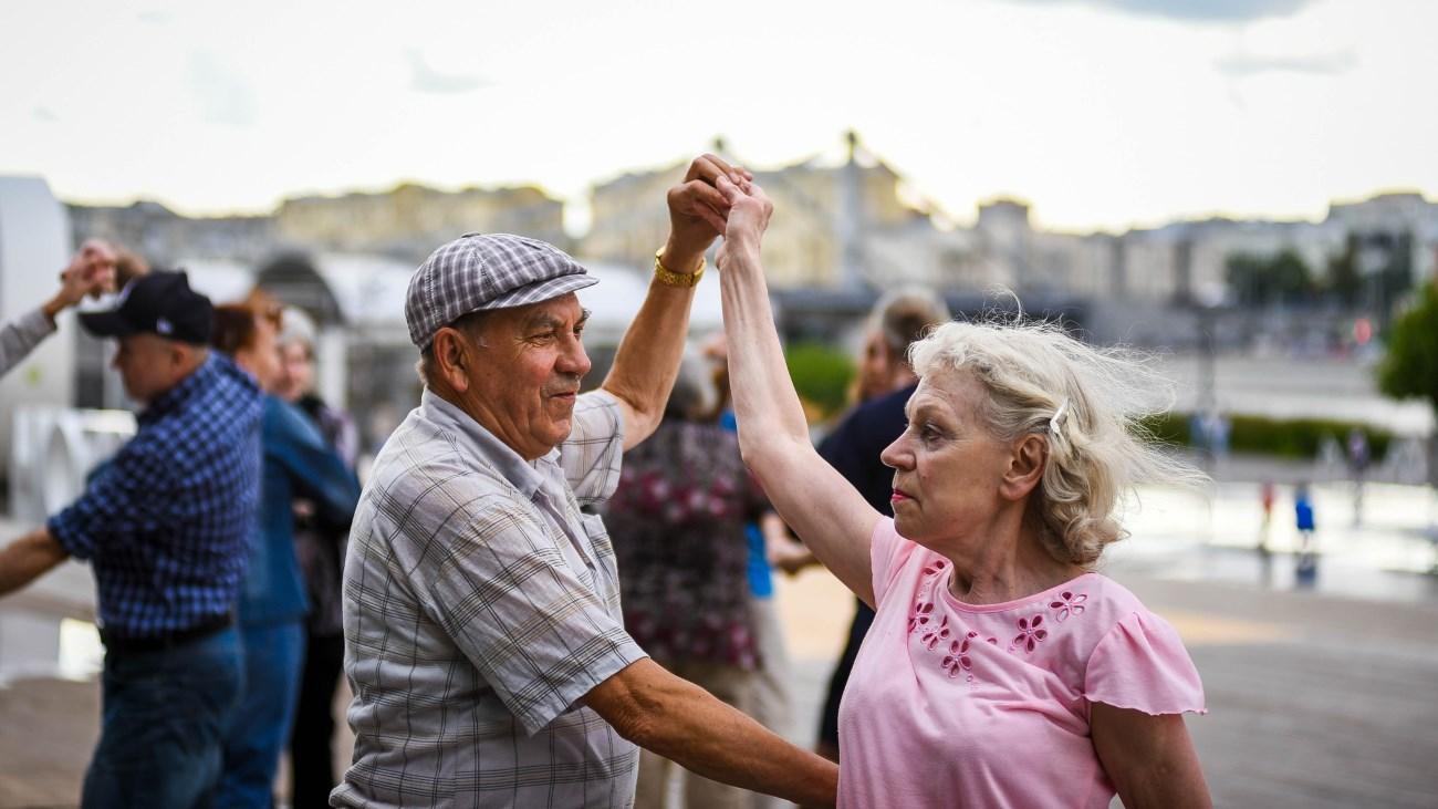 Танцы способны остановить нарушения памяти