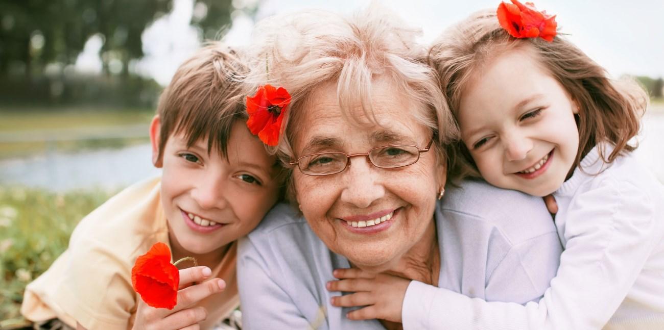 Крепкие семейные узы продлевают жизнь