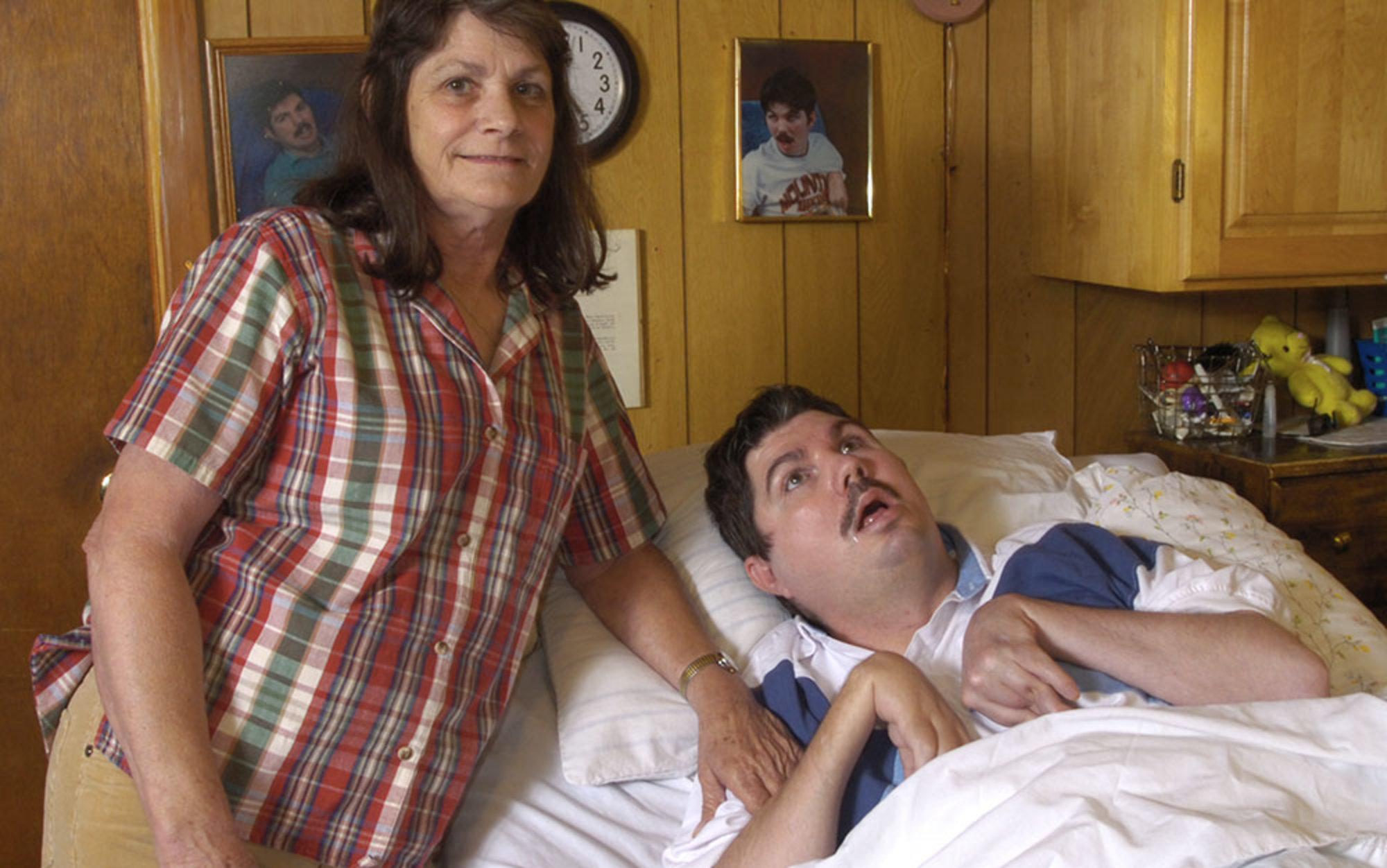 Интересный пациент: очнуться после 19 лет комы