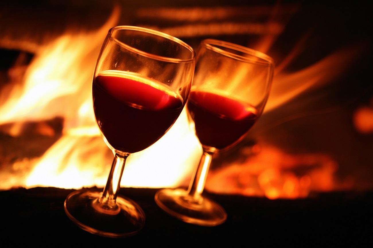 Один бокал вина меняет молекулярную структуру воспоминаний