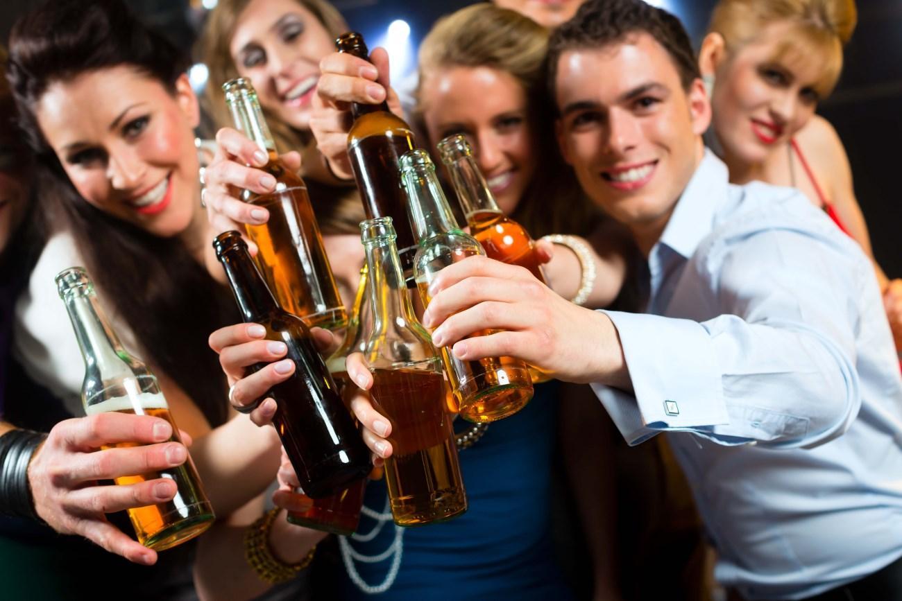пьянство в студенческие годы связали с риском безработицы