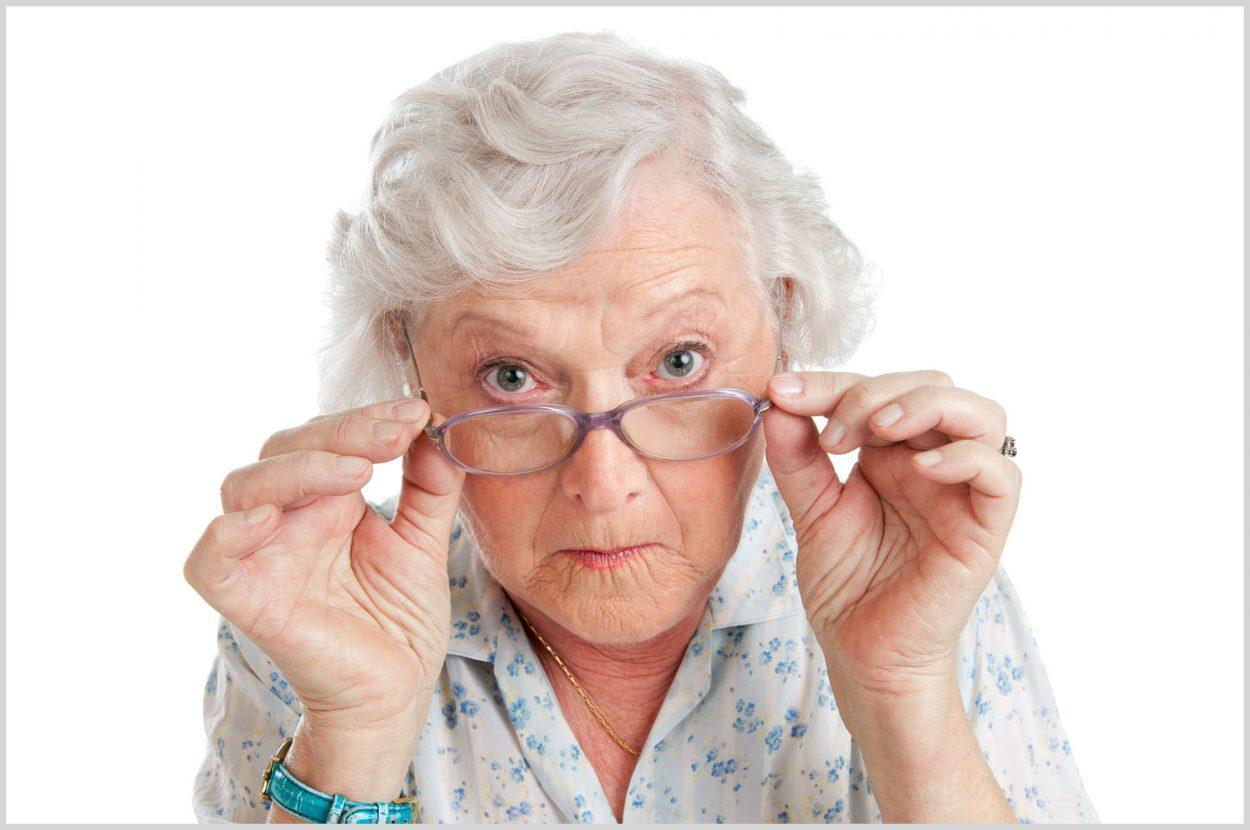способность выявлять агрессора сохранилась в пожилом возрасте