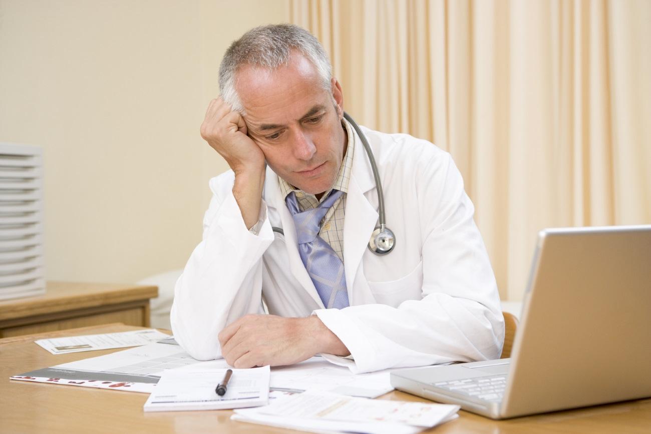 поликлиники теряют пациентов