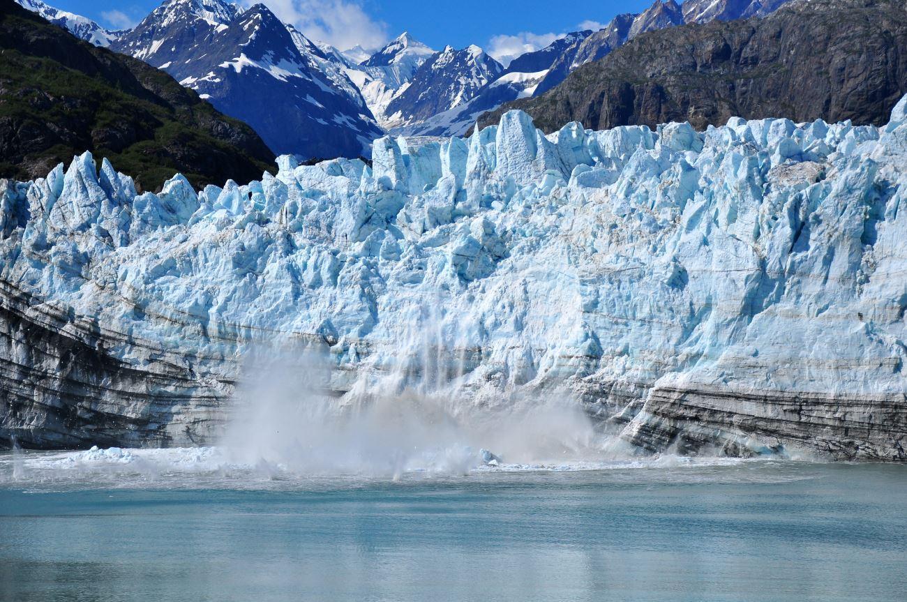таяние ледников не пройдет даром