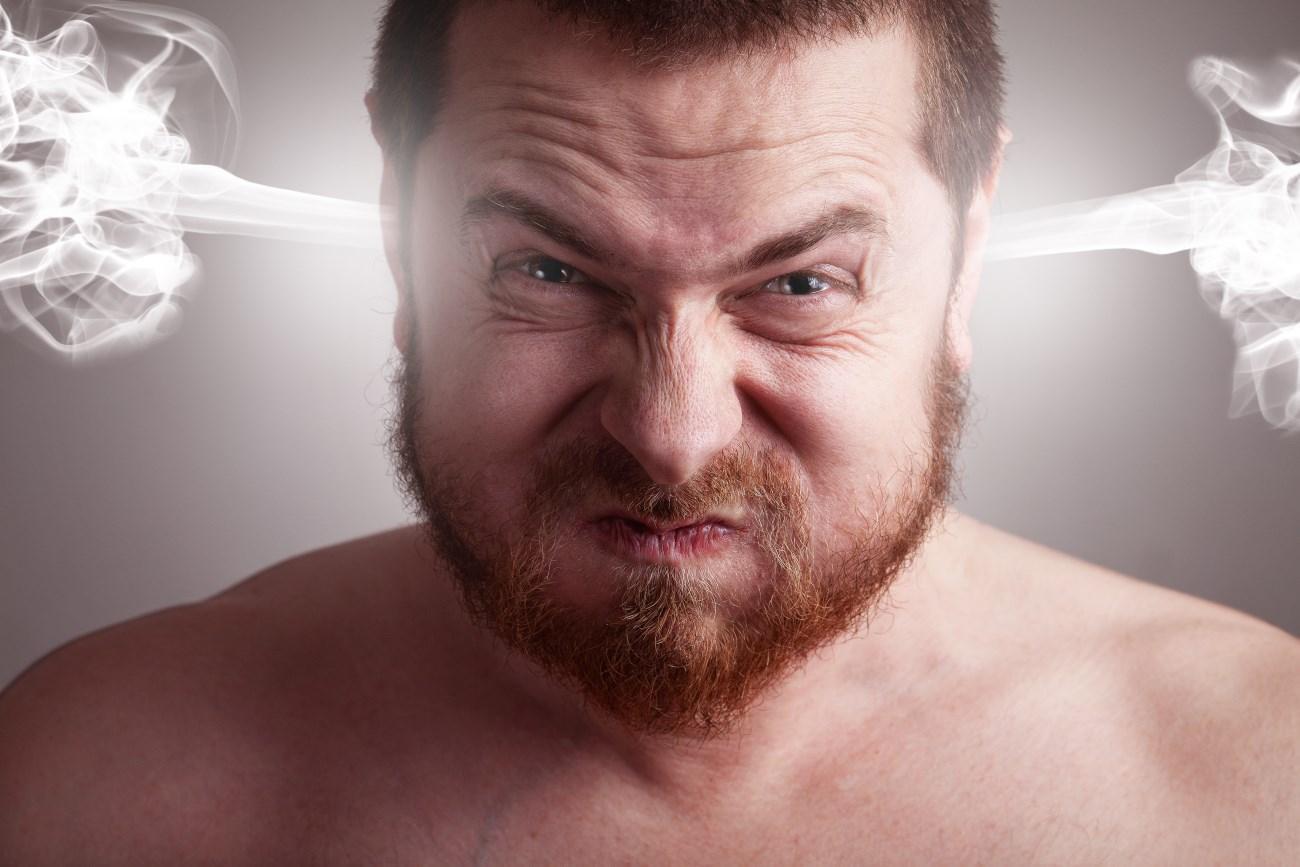 агрессия и секс неразрывно связаны в мужском мозге