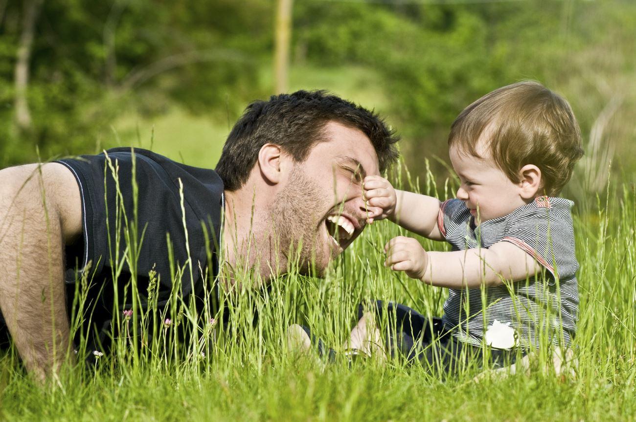 отцовская любовь делает детей умнее
