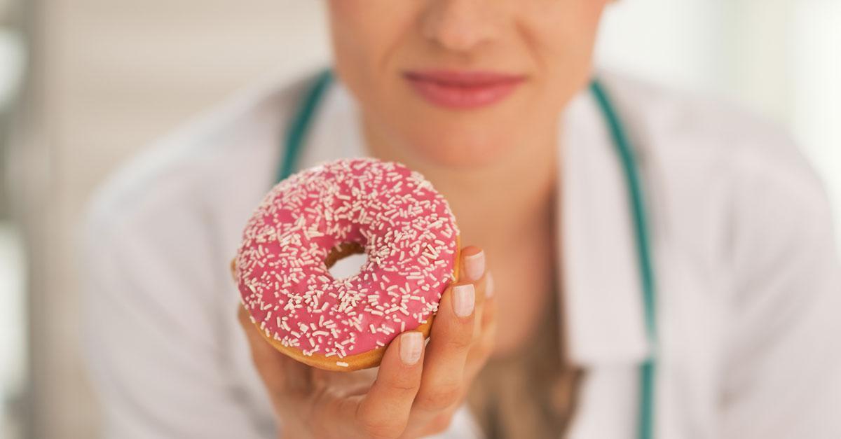высокое потребление углеводов, а не жиров, повышает риск смерти