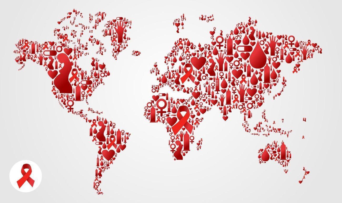 Россия оказалась лидером по числу новых случаев заражения ВИЧ в Европе