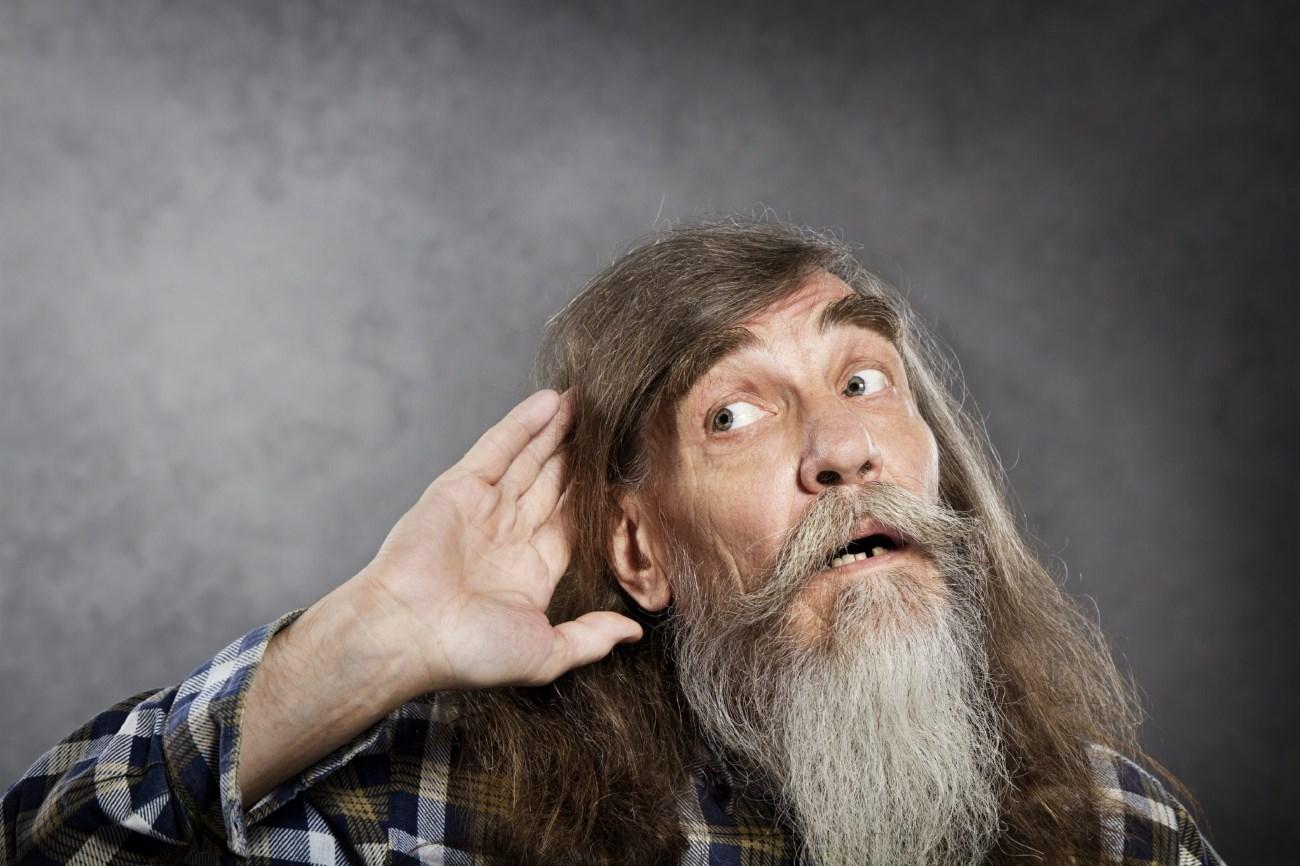Ген, отвечающий за зрение, оказался виновником потери слуха в старости