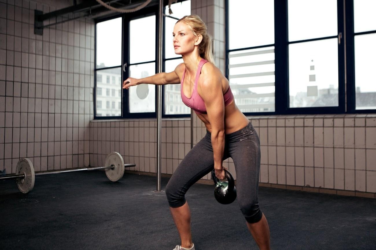 упражнения с гирями укрепляют сердце и легкие