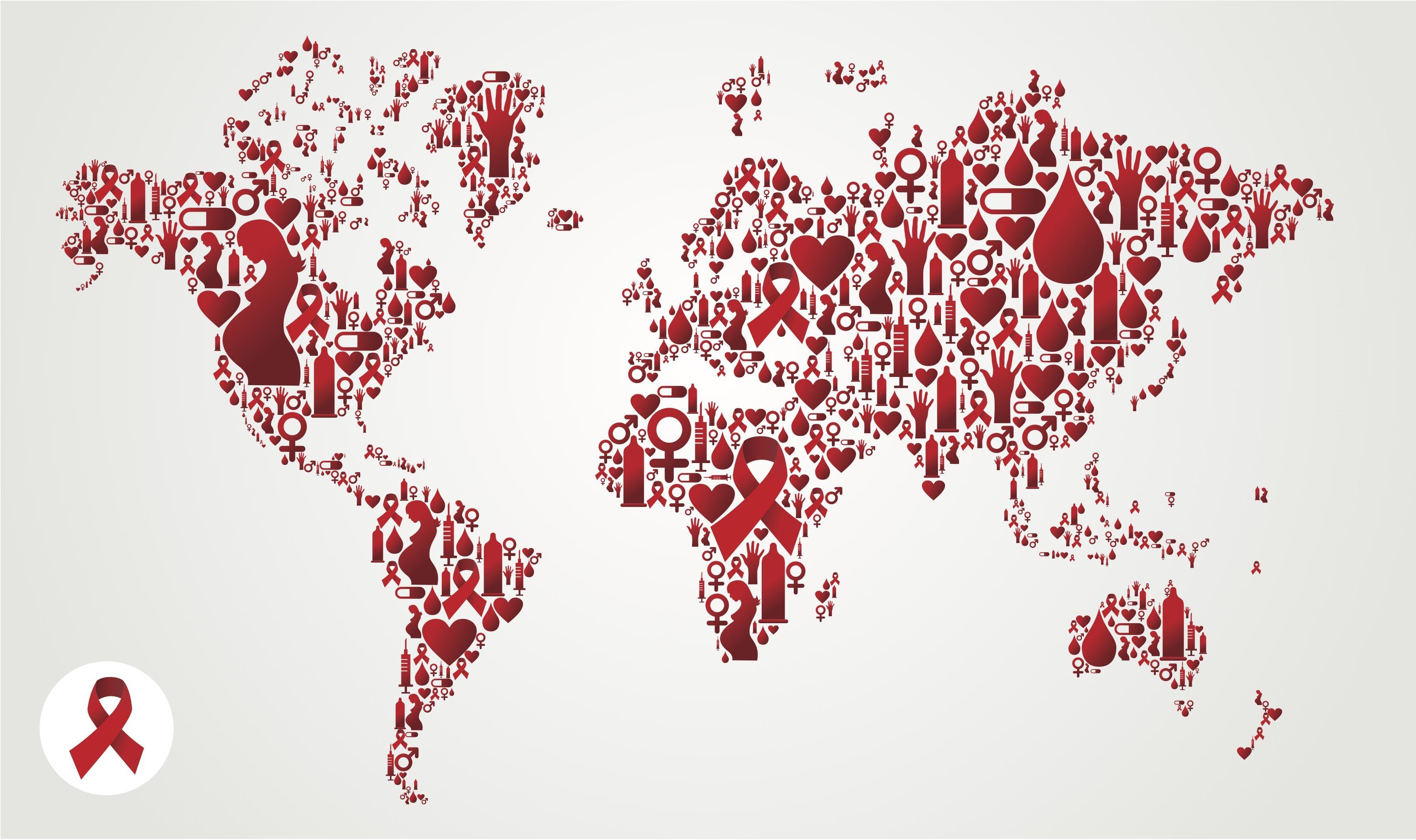 Заболеваемость ВИЧ в России продолжает расти