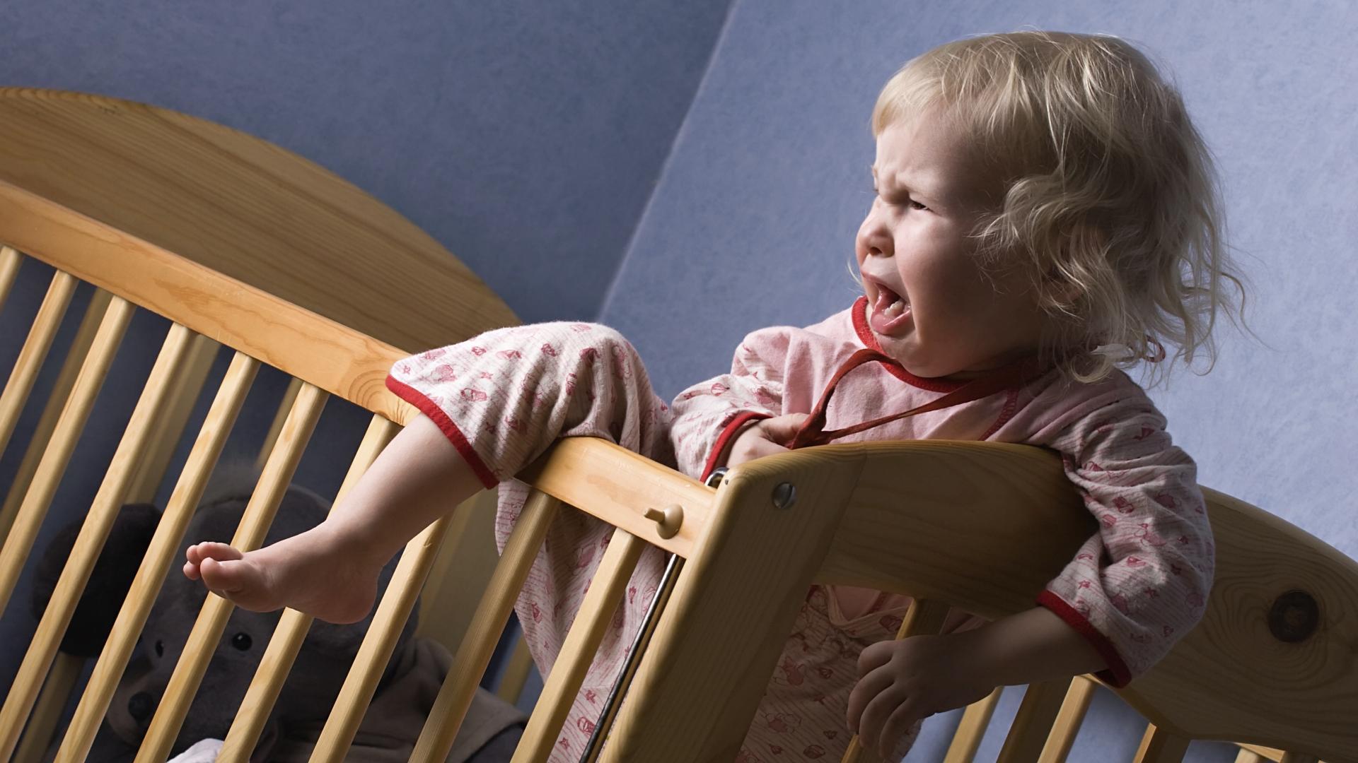 Плохой сон детей убивает родителей