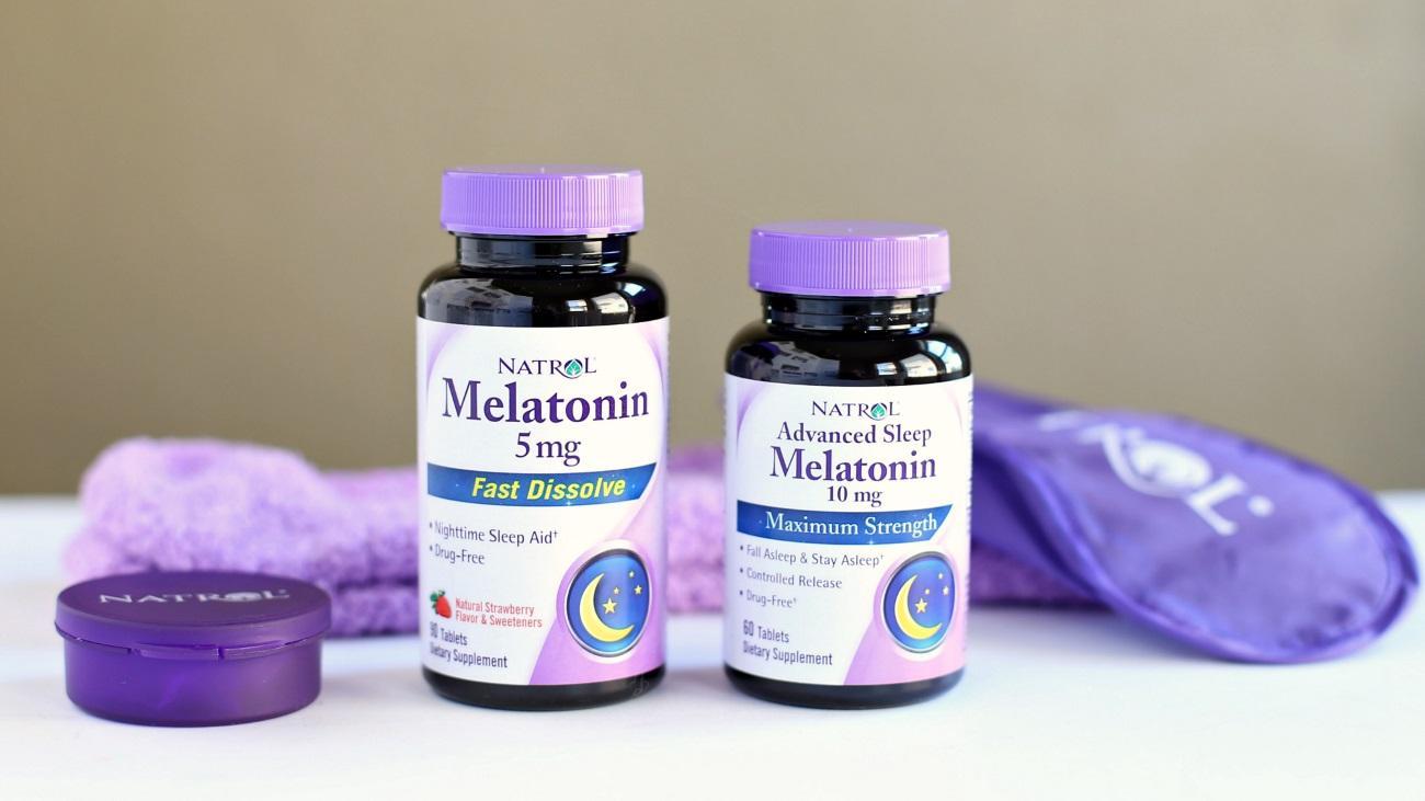 Мелатонин против стресса, рака и старения