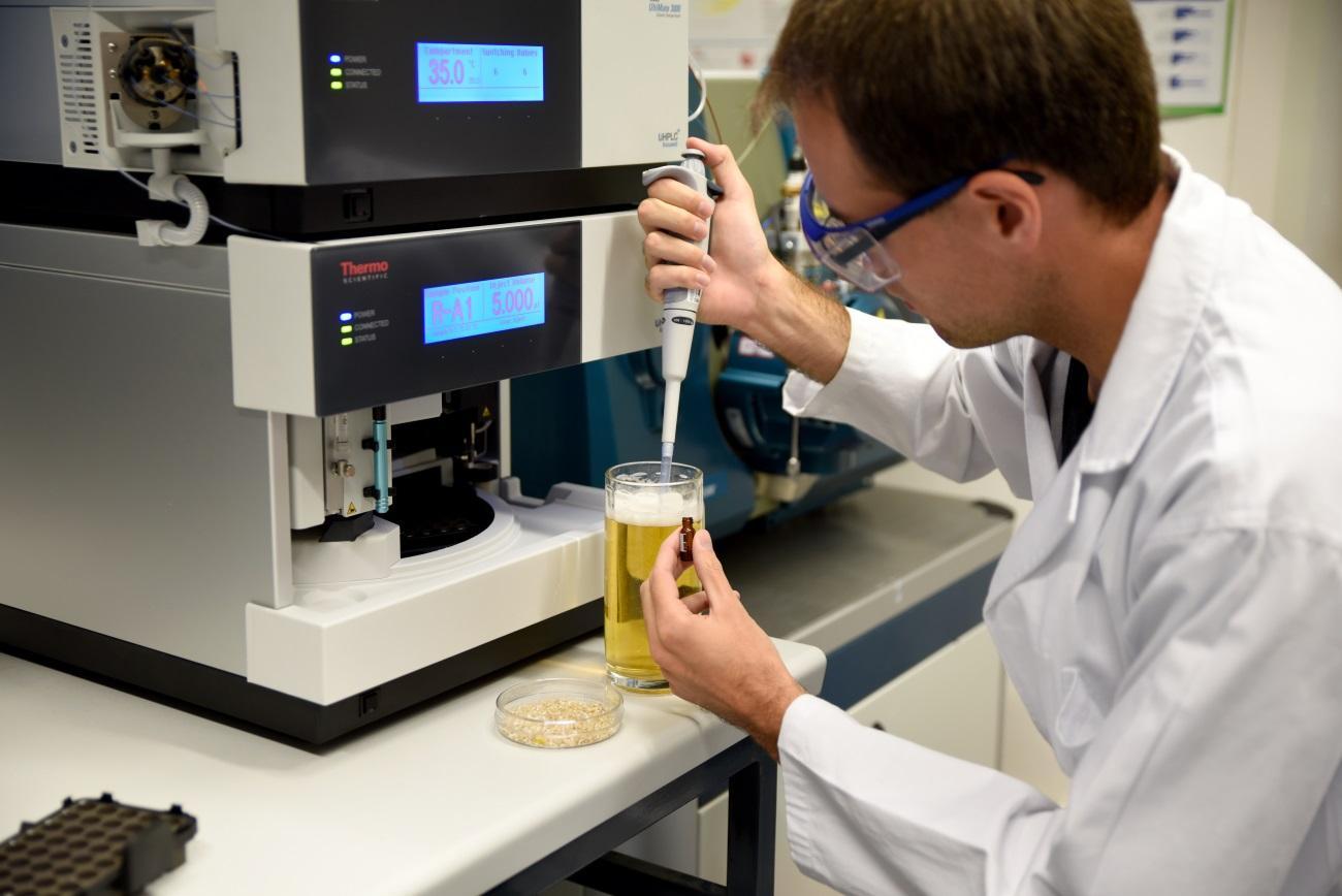 Немецкие учёные нашли в пиве вещество повышающее настроение