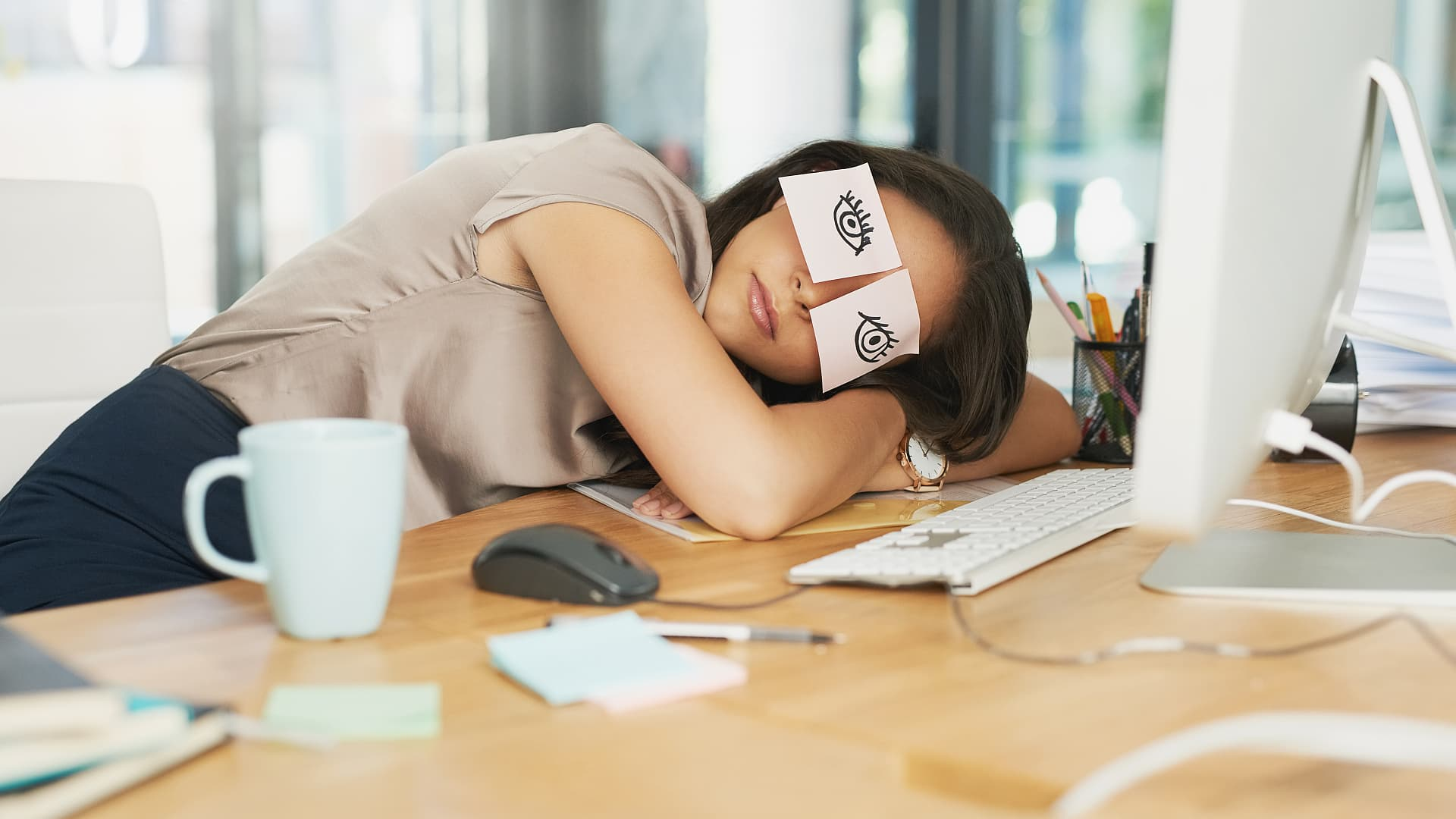 Научно доказано: скука вгоняет в сон