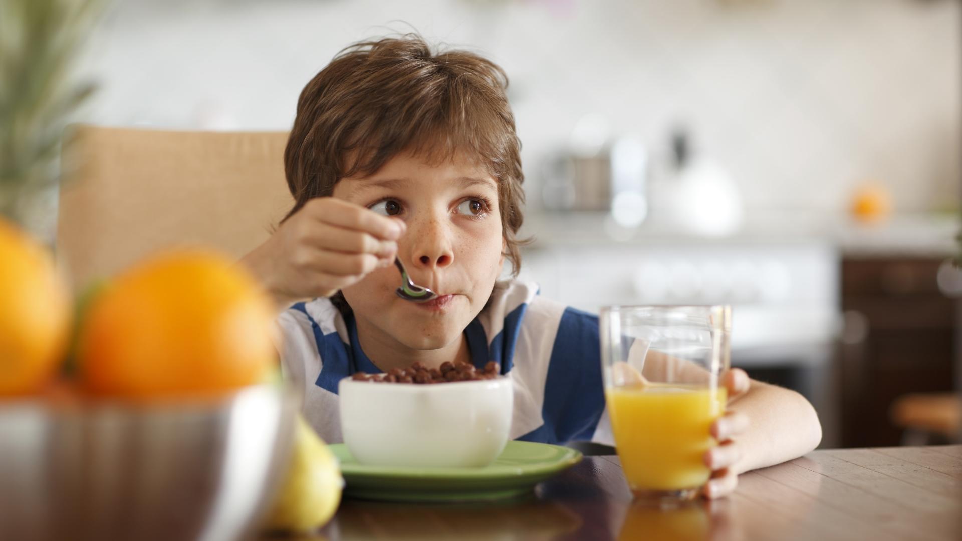 Ежедневный завтрак защитит от диабета