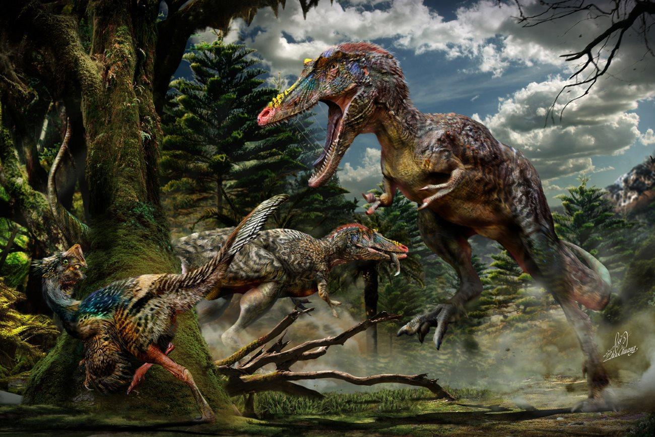 """Ошибка исследователя? """"Кровь динозавра"""" может быть продуктом воздействия земных недр"""