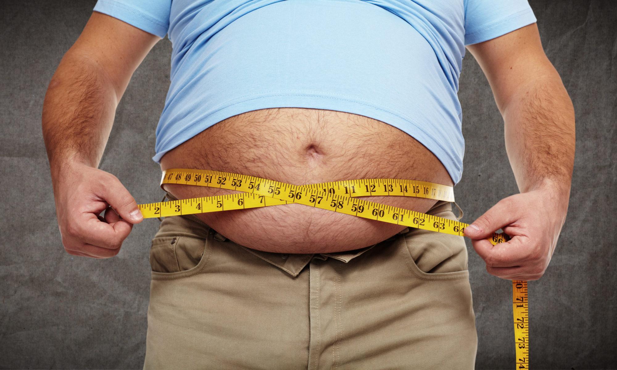 Антидепрессанты помогли сжечь жир на животе