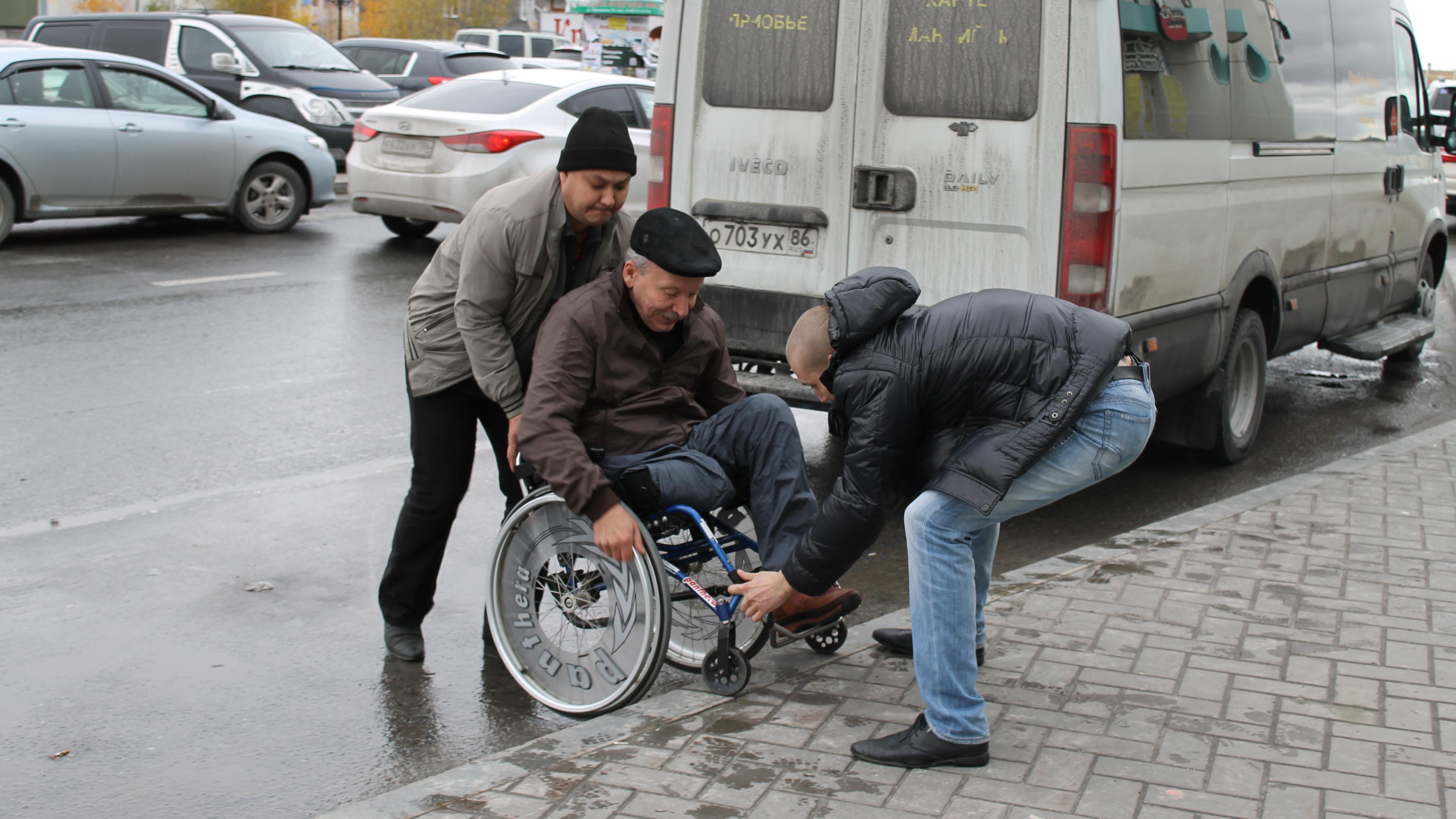 72% людей с инвалидностью не выходят из дома из-за проблем доступности транспорта