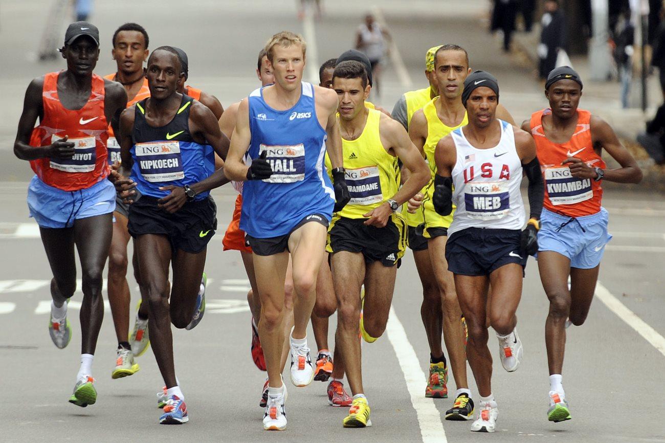 Единственная мутация позволила древним людям стать марафонцами