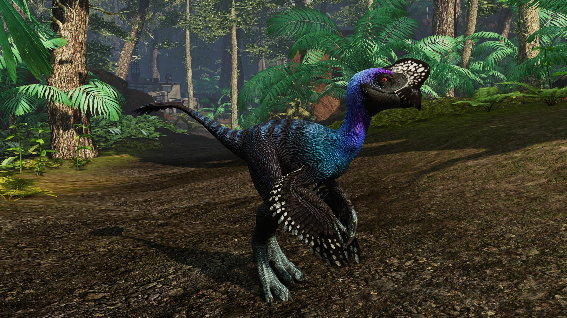 Учёные измерили температуру тела динозавров