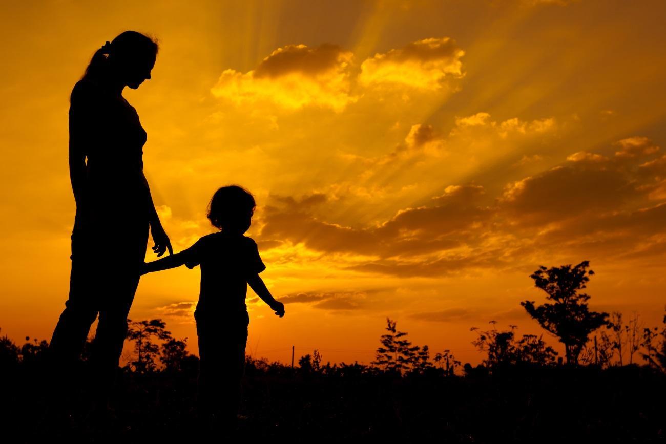 дети одиноких матерей оказались неплохо приспособлены к жизни
