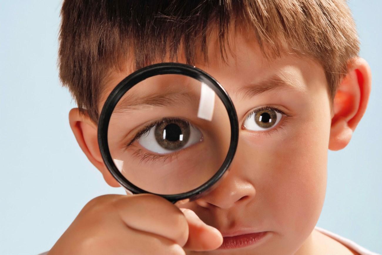 уровень успеваемости ребёнка в школе связали с пигментом в сетчатке глаза