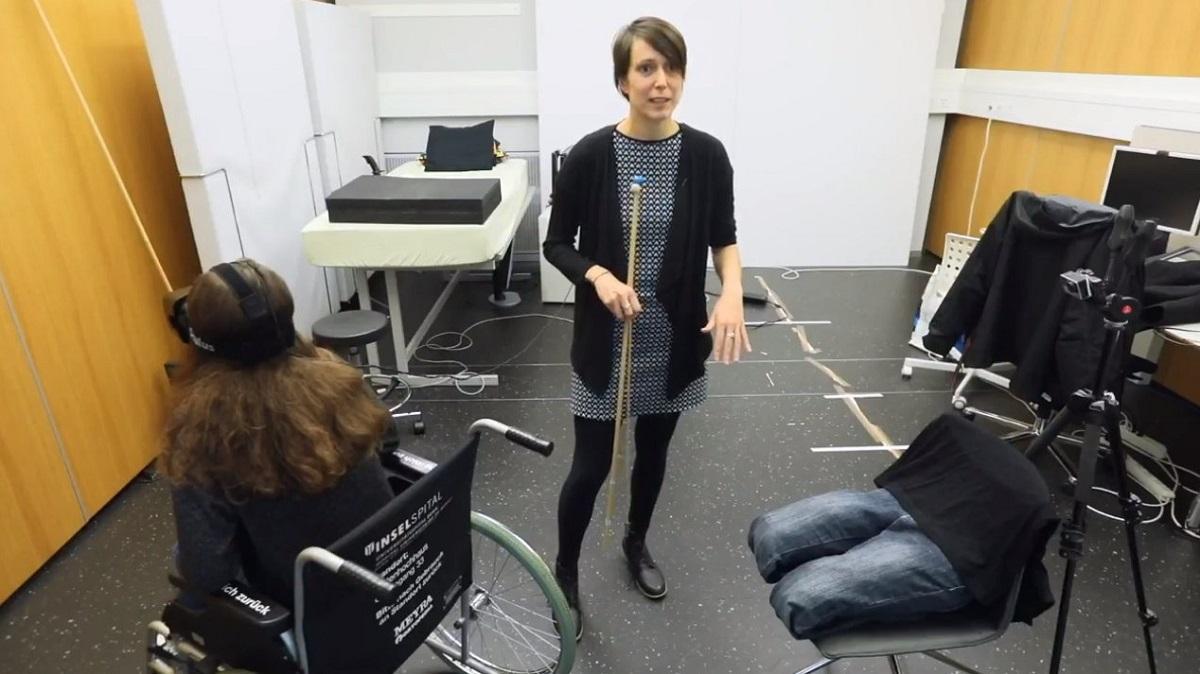 VR-технологии спасут парализованных людей от фантомных болей