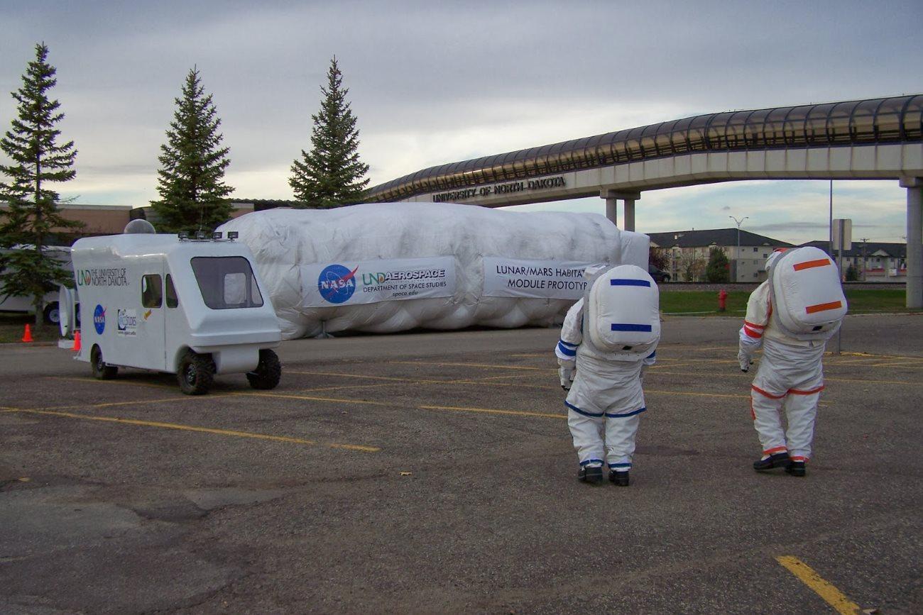 NASA предупредило об опасности грибов для космических миссий