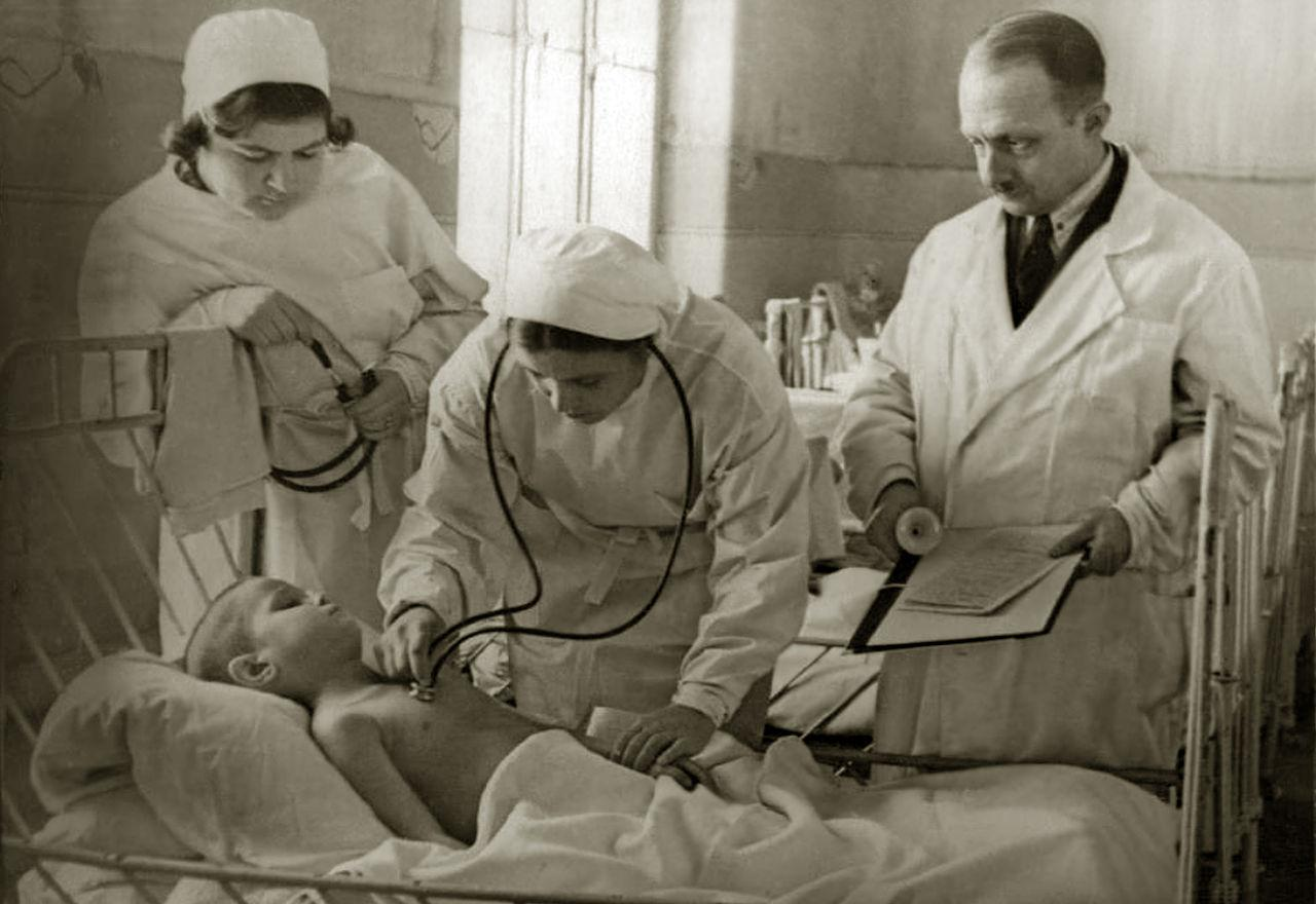 страна медицинской канцелярии