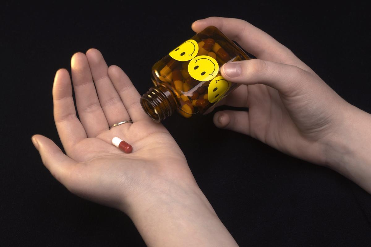 Эффективны ли антидепрессанты