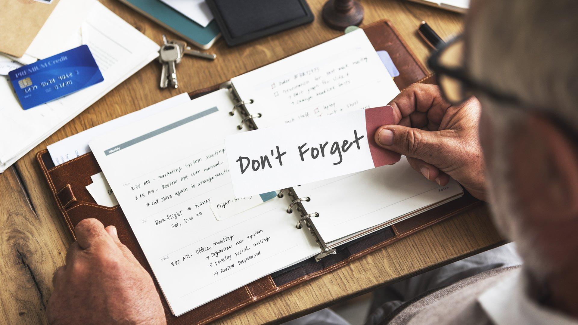 Чтобы что-то запомнить, нужно что-то забыть