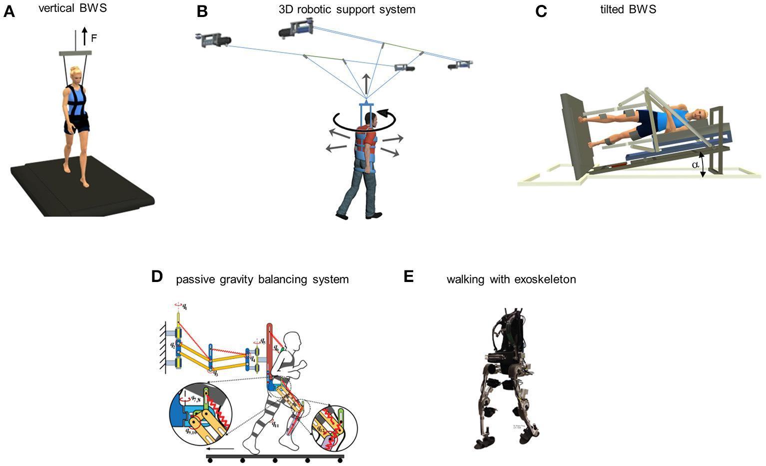 Адаптация к гипогравитации или симуляторы космоса в клинике