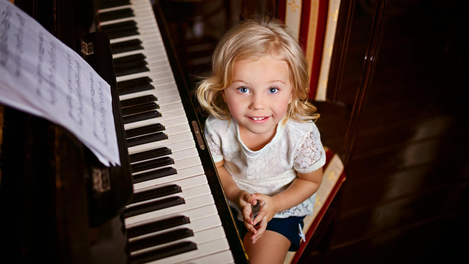Как уроки музыки меняют мозг ребёнка