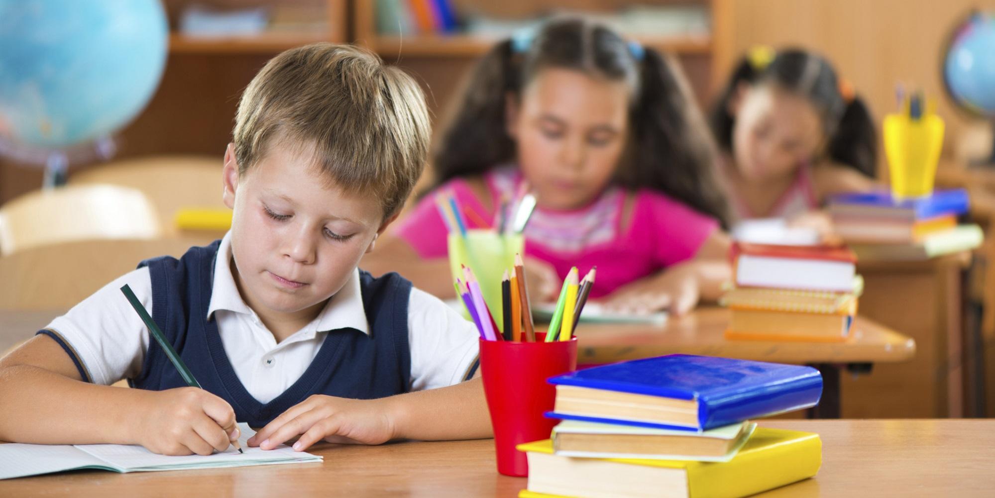 Успеваемость мальчиков в школах зависит от числа одноклассниц
