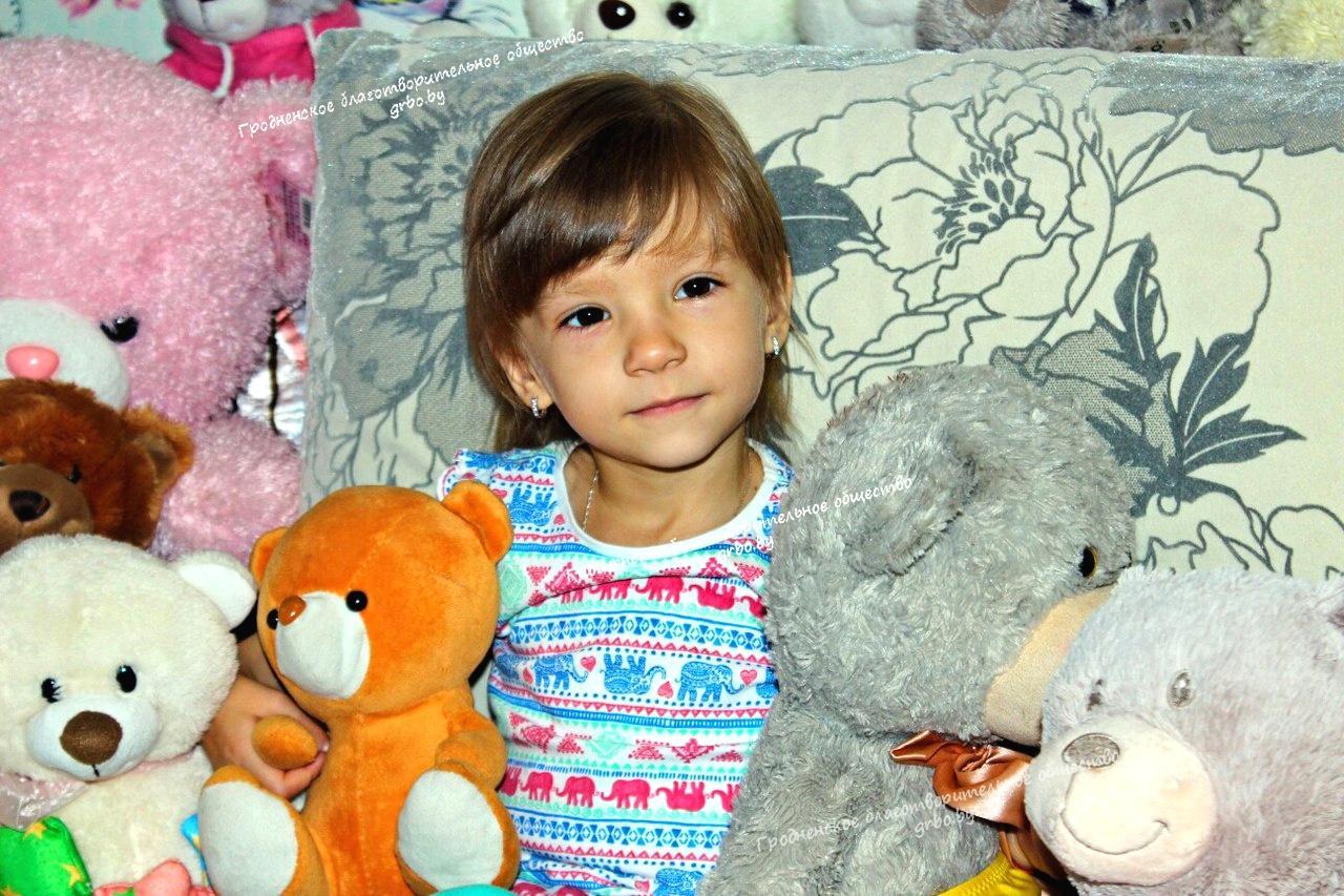 как гродненская семья борется за жизнь дочери