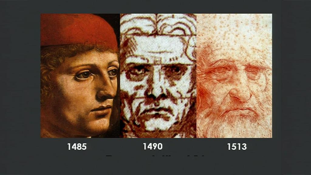 Леонардо да Винчи в научных новостях