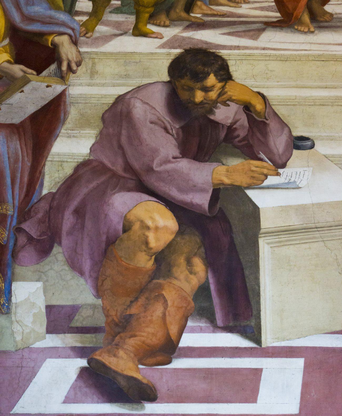 у Микеланджело нашли остеоартроз