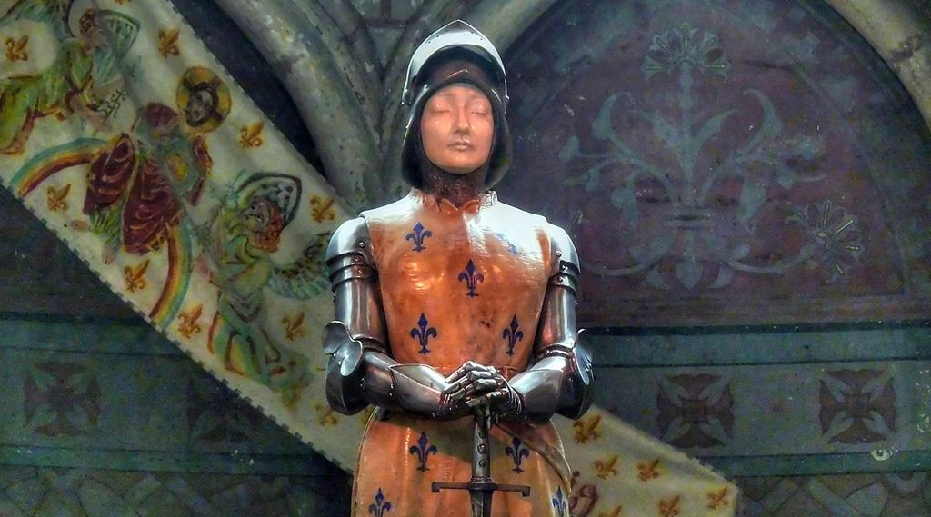 Жанна д'Арк: больная или святая