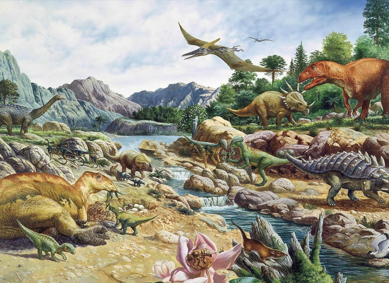 предложен фундаментальный пересмотр классификации динозавров