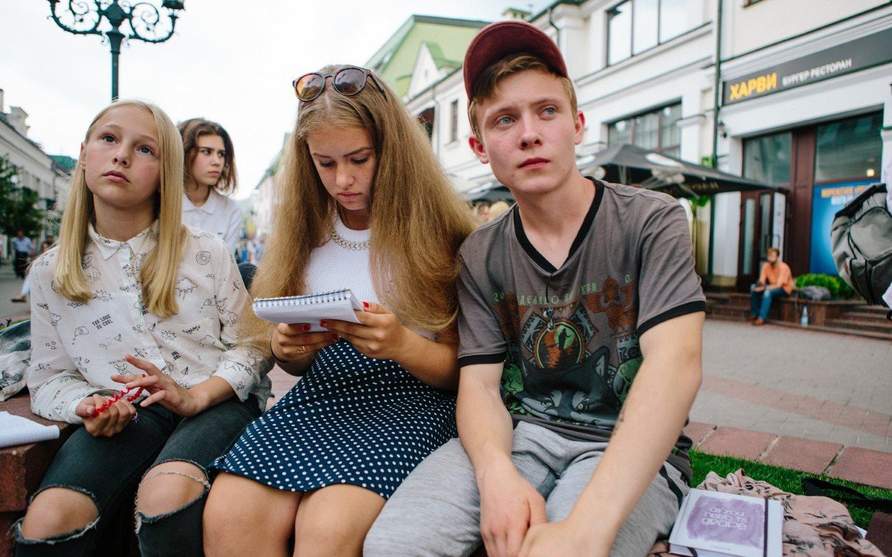 Борьба за социальный статус влияет на психическое здоровье подростков