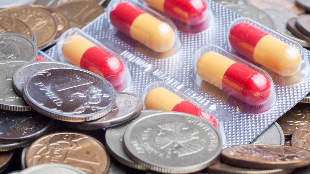 Дефицит лекарственного обеспечения для федеральных льготников составит 50%