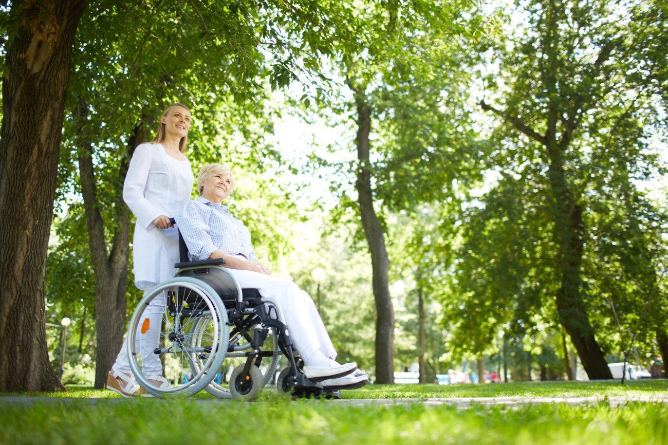 Сады и парки рядом с больницами помогают больным выздоравливать