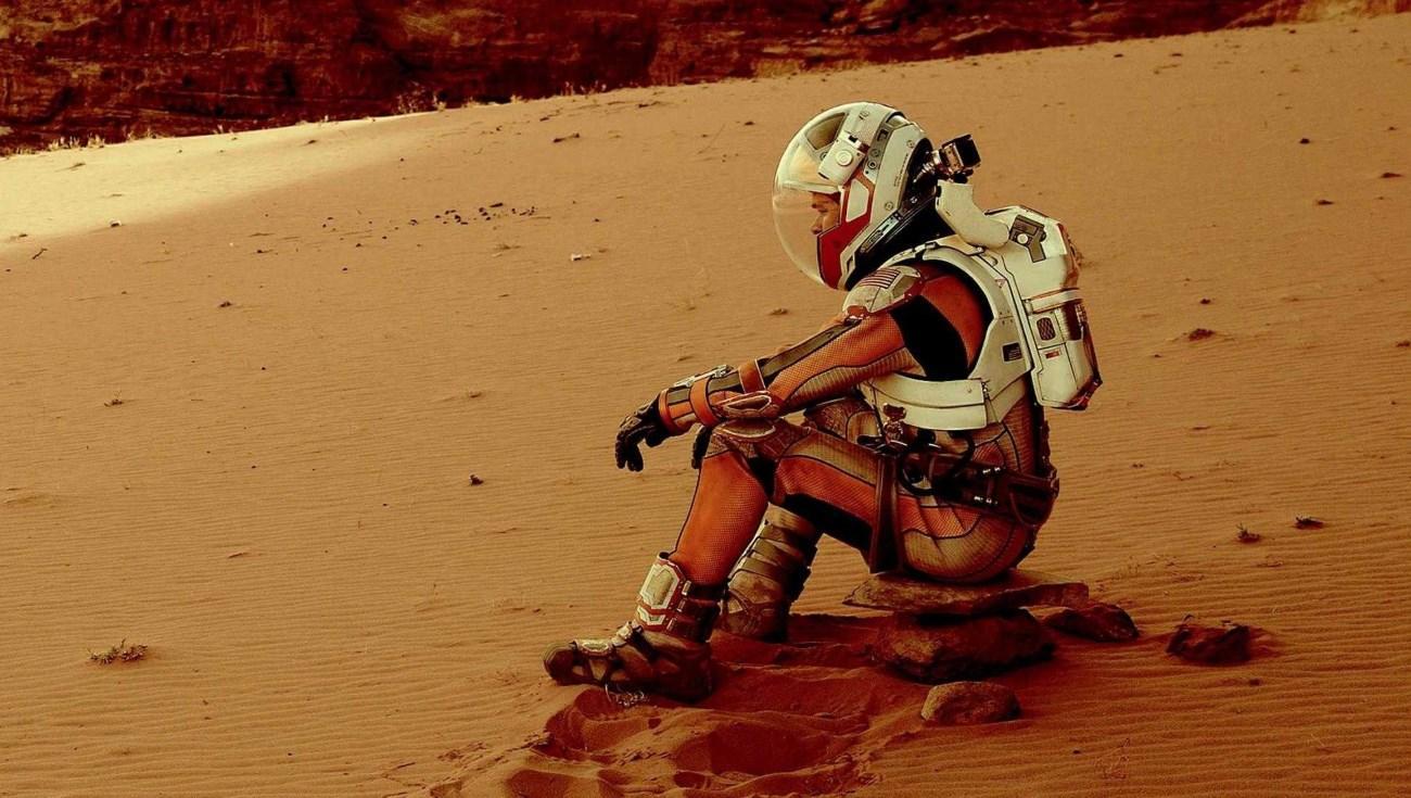 Земная модель Марса оказалась почти безжизненна