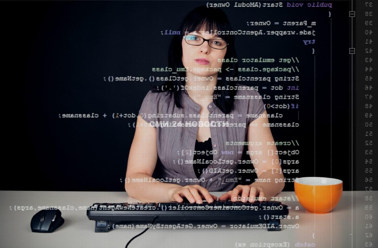 женщины программируют лучше мужчин