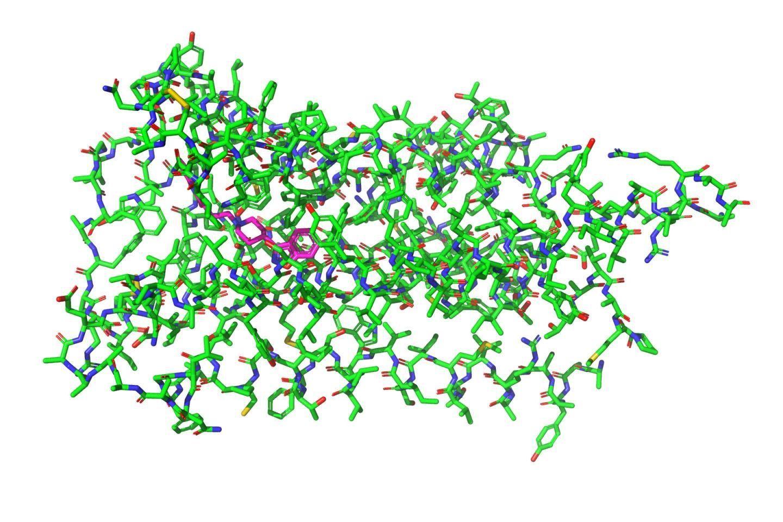 Структура рецептора – в помощь психиатрии
