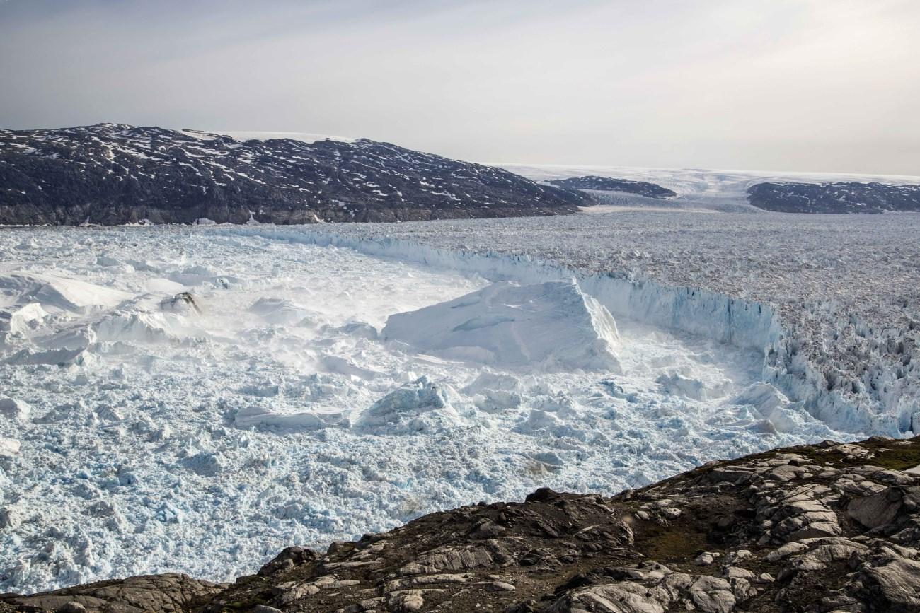 Ученые оценили пропажу льда в Гренландии