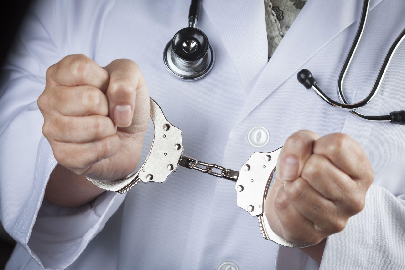 Медики требуют пересмотра действующих правовых норм в отношении представителей профессии